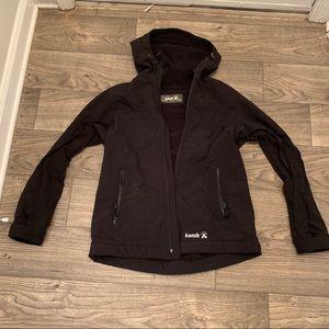 Kamik hooded zip-up jacket